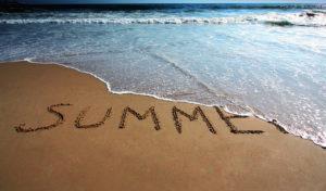 Goodbye Summer & Welcome Back